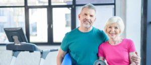 Herzsportgruppe für Herzpatienten